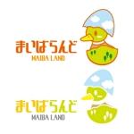 agurinさんのウェブサイト「まいばらんど」のロゴへの提案