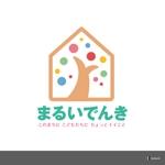 地域新電力「まるいでんき」のロゴへの提案