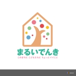 shina_18さんの地域新電力「まるいでんき」のロゴへの提案