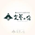 sai333さんの宿泊施設「富士山リゾートログハウス 芙蓉の宿」のロゴへの提案