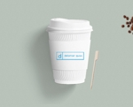 美容室の店名「delamair QuAx.」のロゴへの提案