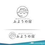 nekosuさんの宿泊施設「富士山リゾートログハウス 芙蓉の宿」のロゴへの提案