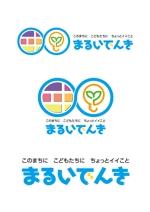 sakae1977さんの地域新電力「まるいでんき」のロゴへの提案
