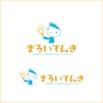 queuecatさんの地域新電力「まるいでんき」のロゴへの提案