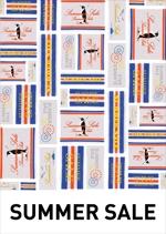カジュアルアパレルショップのサマーセール用ポスターへの提案