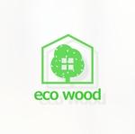 shyoさんの建売住宅「エコウッド(ecowood)」のロゴの仕事への提案