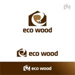 ys-design_2017さんの建売住宅「エコウッド(ecowood)」のロゴの仕事への提案