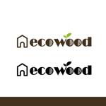 sin_cworkさんの建売住宅「エコウッド(ecowood)」のロゴの仕事への提案
