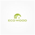 siftさんの建売住宅「エコウッド(ecowood)」のロゴの仕事への提案