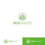 DeeDeeGraphicsさんの建売住宅「エコウッド(ecowood)」のロゴの仕事への提案