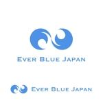 NPO法人『エバーブルージャパン』のロゴへの提案
