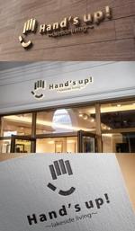 kyo-meiさんの住宅会社が運営するアウトドアショップのロゴマークへの提案