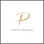 magodesignさんのマーケティング会社:プラチナマーケティングロゴ【名刺等】への提案