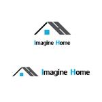 syo_shi_ouさんの住宅建築会社「イマジンホーム」のロゴへの提案