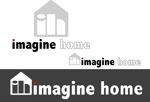 tamaki77taku0321さんの住宅建築会社「イマジンホーム」のロゴへの提案