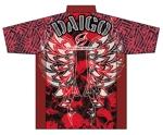 バスフィッシングトーナメントシャツ(ユニフォーム)のデザインへの提案