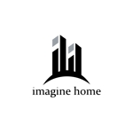 ldz530607さんの住宅建築会社「イマジンホーム」のロゴへの提案