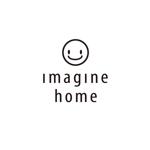 april48さんの住宅建築会社「イマジンホーム」のロゴへの提案