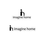 hope2017さんの住宅建築会社「イマジンホーム」のロゴへの提案