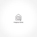 andy_designさんの住宅建築会社「イマジンホーム」のロゴへの提案