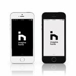 mirai32さんの住宅建築会社「イマジンホーム」のロゴへの提案