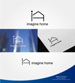 investさんの住宅建築会社「イマジンホーム」のロゴへの提案
