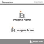 fdplannerさんの住宅建築会社「イマジンホーム」のロゴへの提案