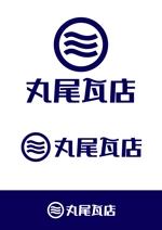 ttsoulさんの丸尾瓦店のロゴデザインへの提案