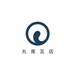 junkinmotoさんの丸尾瓦店のロゴデザインへの提案