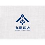 yusa_projectさんの丸尾瓦店のロゴデザインへの提案