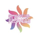 音楽フェスティバル「Electric Flowers」のロゴへの提案
