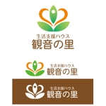 k_pressさんの生活支援ハウスのロゴ制作への提案