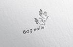 Chivesさんのネイルサロンのロゴデザインへの提案