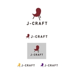 K-digitalsさんのジェイクラフト J-CRAFT J-crt 屋号です。これをうまくロゴにしてほしいです。への提案