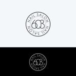 pou997さんのネイルサロンのロゴデザインへの提案