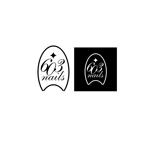 king_jさんのネイルサロンのロゴデザインへの提案