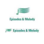 chopin1810lisztさんのウェブサイト「Episodes & Melody」のロゴへの提案