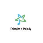 creyonさんのウェブサイト「Episodes & Melody」のロゴへの提案