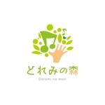 emdoさんの障がい児童の音楽療育施設「どれみの森」のロゴ制作への提案