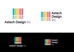 yuko112576さんの床施工会社「Astech Design Inc.」のロゴへの提案
