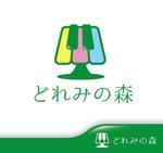 hiko-kzさんの障がい児童の音楽療育施設「どれみの森」のロゴ制作への提案