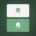 solographicsさんの自然素材を使った住宅会社のロゴマークへの提案