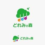 rgm_mさんの障がい児童の音楽療育施設「どれみの森」のロゴ制作への提案