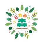 unp_usさんの障がい児童の音楽療育施設「どれみの森」のロゴ制作への提案