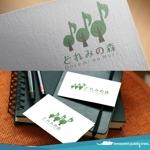 nekosuさんの障がい児童の音楽療育施設「どれみの森」のロゴ制作への提案