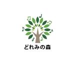 kyo-meiさんの障がい児童の音楽療育施設「どれみの森」のロゴ制作への提案