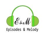 futo_no_jiiさんのウェブサイト「Episodes & Melody」のロゴへの提案