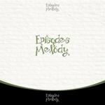 le_cheetahさんのウェブサイト「Episodes & Melody」のロゴへの提案