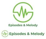 21stsnowさんのウェブサイト「Episodes & Melody」のロゴへの提案