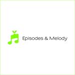 queuecatさんのウェブサイト「Episodes & Melody」のロゴへの提案